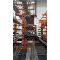 """Ndl buizen ASTM A312 ,A999 1.4301/7 304/L 10.29 x 1.24  1/8""""Sch 10S"""
