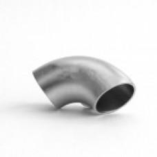 """Lasbochten Naadloos 304L ASTM A 403 SR90° 33.40 x 2.77 1""""sch 10S"""