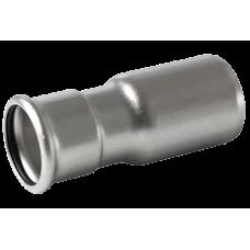 1.4404 verloopstuk m/v 18.00mm x 15.00mm