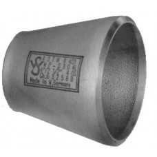 "Verloop conc. naadloos ASTM A403 304L  6"" x 5""sch 10S"