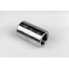 "316L Reducing coupling ASTM A 182, NPT 3000 Lbs 3/8"" x 1/4"""