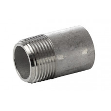 "316L  pipe nipple t.o.e. NPT 3000LBS  1/4""  x  76.1 mm"